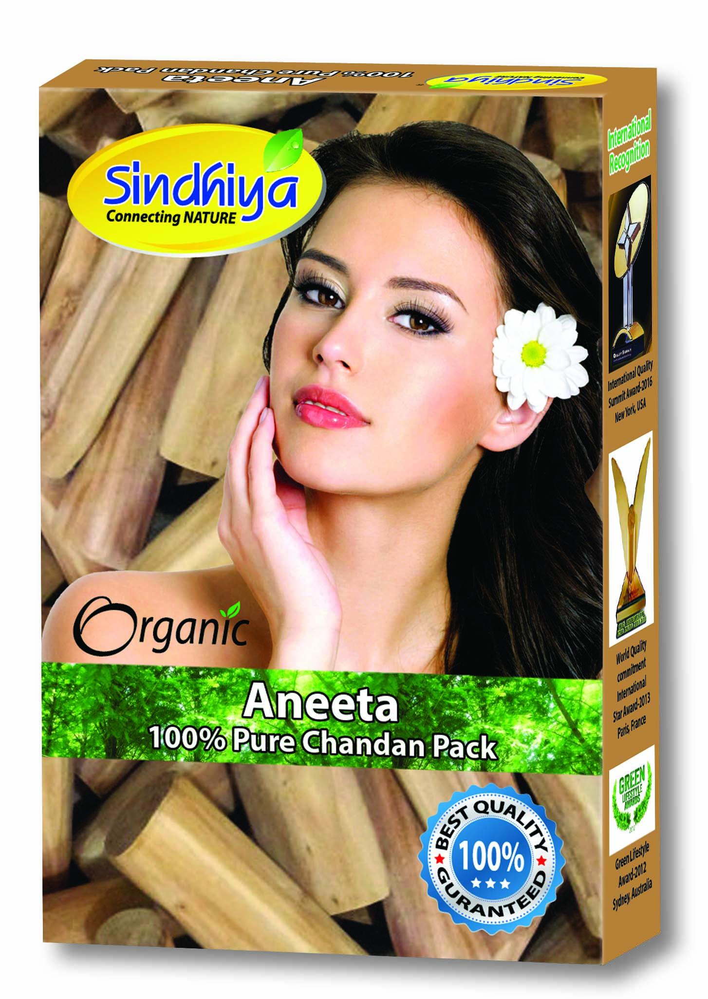 Aneeta - 100% Pure Chandan