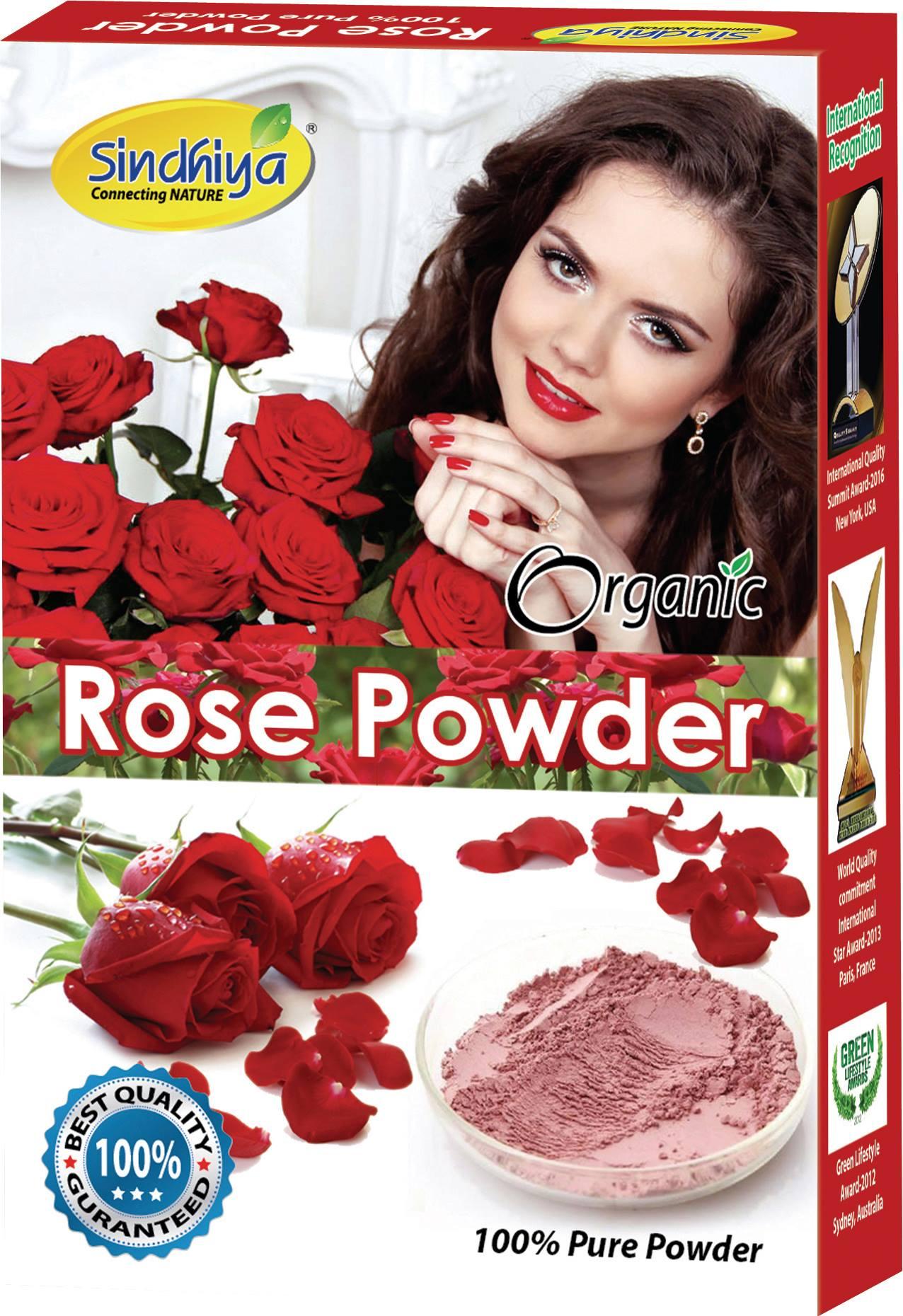 Rose Powder