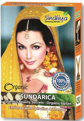 Sundarica - Queen's Beauty Secrets - Organic Uptan